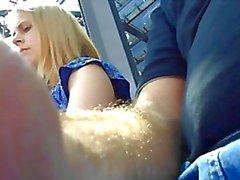 Blondi Lookin i min cam