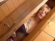 Hårig Mogen mammor om analt sex