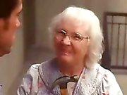 Yes man old lady scene