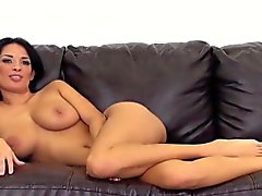 Busty webcam beauty Anissa Kate cockriding