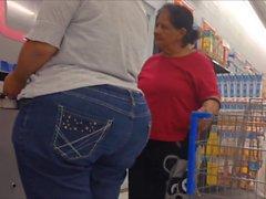 FAT ASS Latina Круговзор BBW