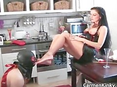 Bigtit Carmen in great dirty s&m part4