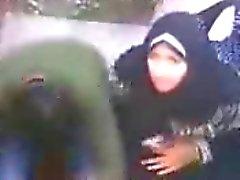 élèves hijab