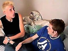 Sensual gays Two de pé Twinky Amando Amigos A