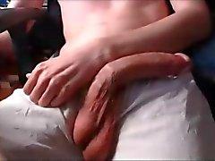 Diverses scènes de les mecs branlant ses quéquettes disques à webcams