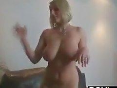 Horny pussy extreme gang bang