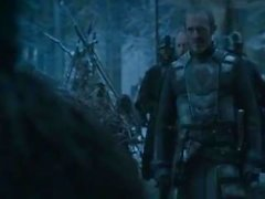 Wildlings fucked by the army of the King Stannis Baratheon