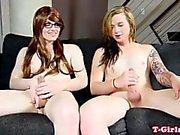 Tatttoed Transgirl Arschficken spex tgirl