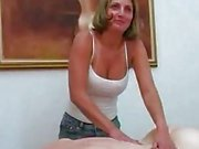 Oily massage parlour rub n' tug