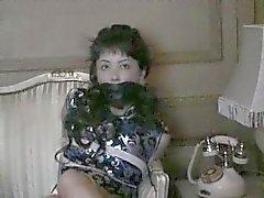 China mekko Girl kaksi