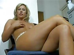 Super- dick Milf Tracy Colemans perfekten Cameltoe Extremer !