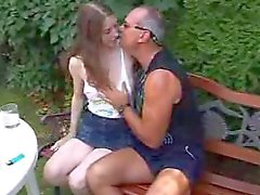 Teen For Old Man (german) f70