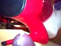 Lgh - немецкого каблуки Shoejob Массачусетский технологический институт нагорье