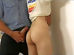 Naughty Boy Tutuklandı Ve Raunchy Polis Tarafından Fucked