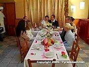Tyrannisiert strapon Hochzeit