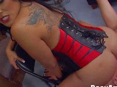 Femdom Hot Racy Butts Worship 14 Asa Akira, Karen Fisher, Kiara Mia, Tiffany Mynx, Jack Vegas, Eric Jover, Guy Di Silva, Jack Vegas