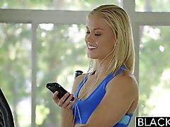 Blacked rubias Trucos con Ella de BBC Trainer
