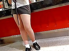 Bare Candid Legs - BCL#238
