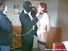 Nasty kinky roodharige MILF slut part6