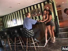 Hot babes get drilled in various positions