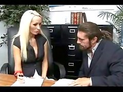 Milf Boss Lichelle Marie In Stockings SM65