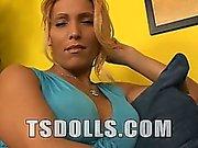 Shawna ein neues herrlichen Puppe TS . Sie eine Blondinebaby