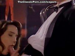 Селены Стил , Трейси Уинн , Ранди Spears в классическом ебут клип