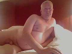 Sıcak baba Jackoff