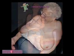 ILoveGrannY Busty BBW Grandma Pictures Collection