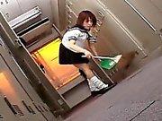 Morimoto asian schoolgirl is into hardcore blowjob