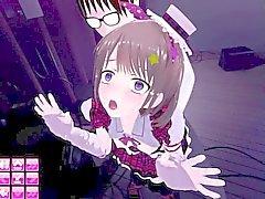 3d idole Japon mignons