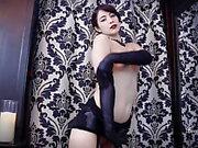 Brookelynne Briar Sexig Dans och Stripping Down To Underkläder