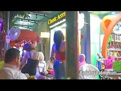 09.Bangkok Ladyboy Sukhumvit Área Street Bar