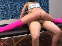 flexi Kali Kavalli in extreme sex positions