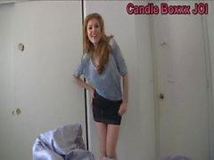 Candle Boxx runka instruktioner uppmuntran HOT