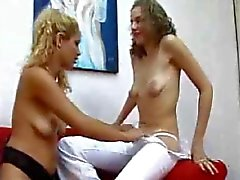 zogende Lesbians