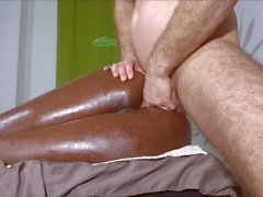 Anal Amateur Ebenholz Creampie Aussie Sex
