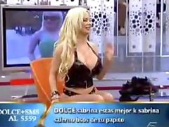 Sabrina Sabrok, celebrity biggest breast in the world