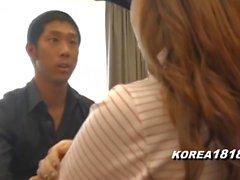Korean Porn Sexy Cougar Golf Teacher