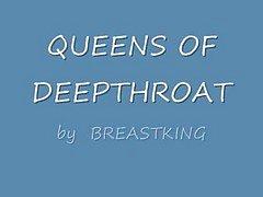 Koninginnen van de deepthroat