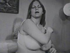 Softcore Ню 570 50-х и 60-х годов - Scene три