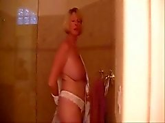 Solo #74 (GILF) Super-Duper Granny in the Shower
