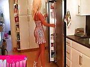 Analoge Mancini Haltungen in der Küche