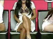 Nicole Scherzinger - Upskirt No Panties
