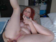 Redhead Webcam Girl