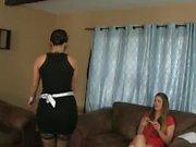 Unhappy Maid gets revenge.