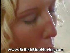 Laura Hermansen - British Busty Pornstar Anal
