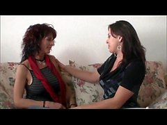 Wild hippy stepmom visits stepdaughter - Watch More Vidz Like This At fxvidz
