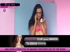 Toya On Babestation Nightshow #1