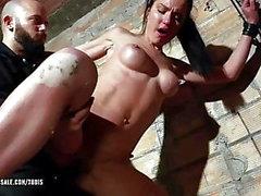 Nataly Gold - Cock jusqu'à son cul